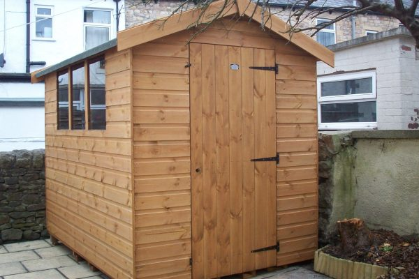Garden Sheds in Blackburn by GF Sectional